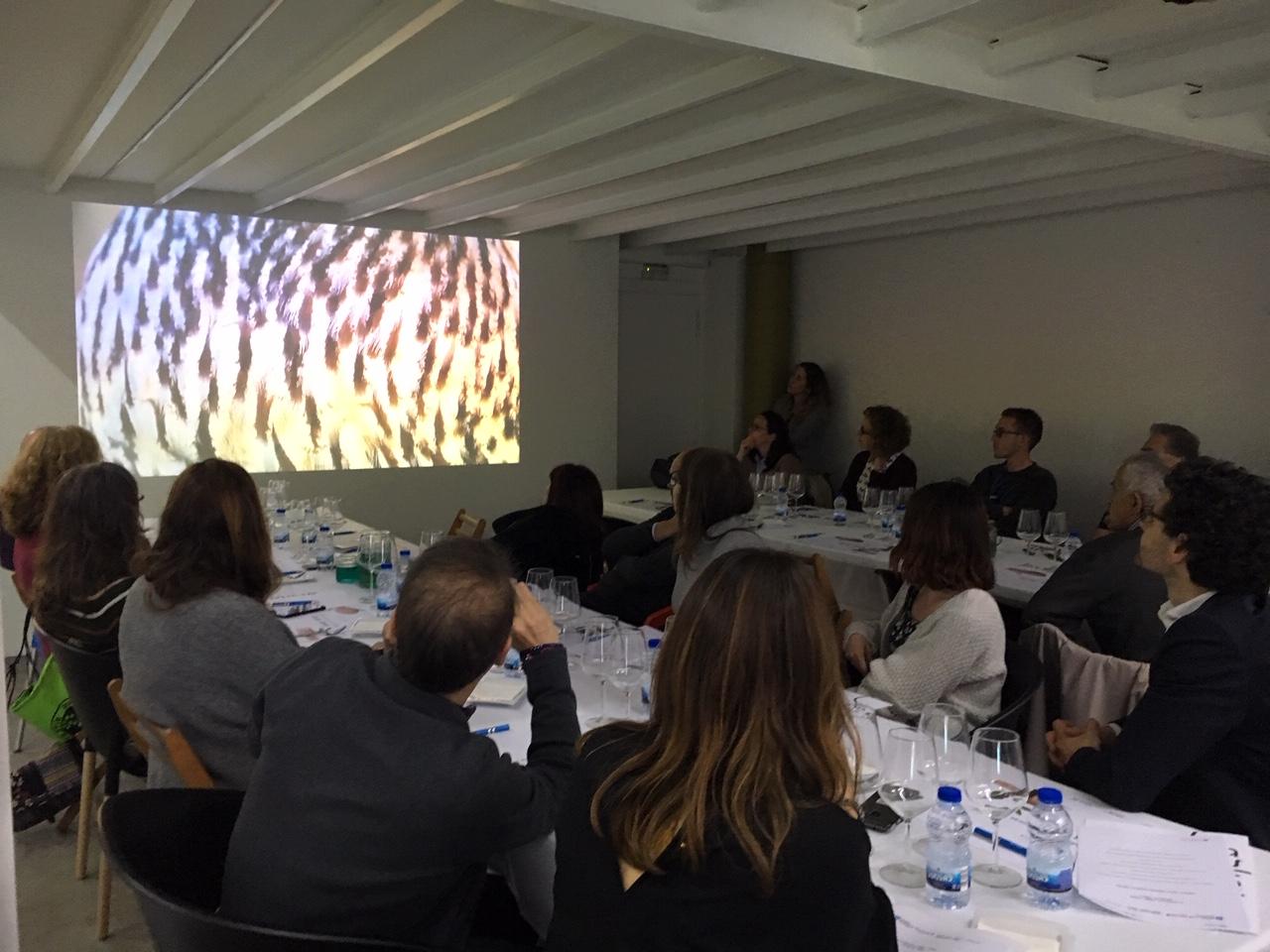 espacio para eventos gastronómicos en Vigo